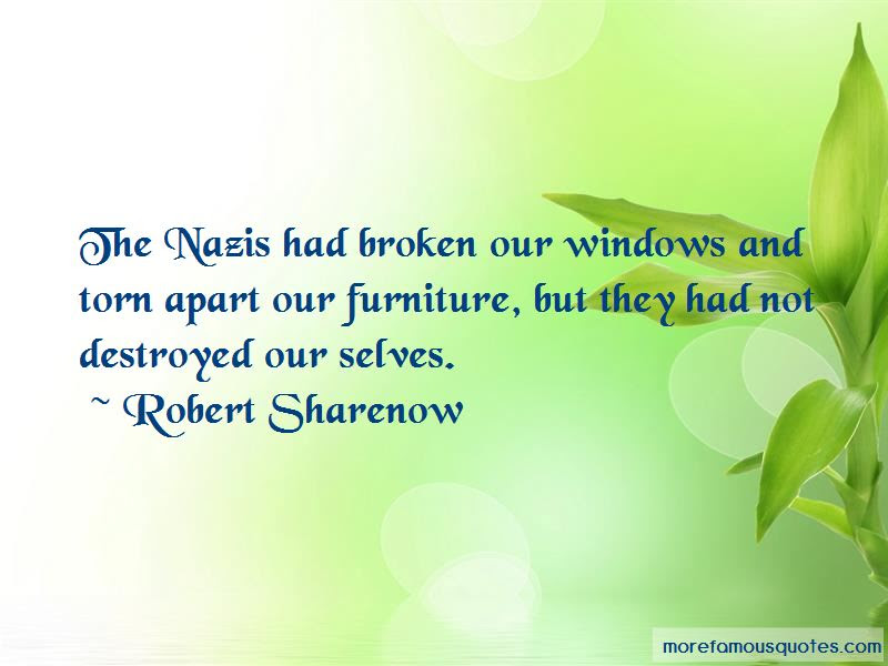 Robert Sharenow Quotes Top 4 Famous Quotes By Robert Sharenow