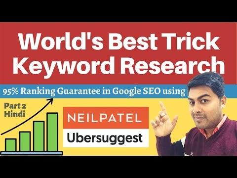 Keyword Research for Guaranteed SEO