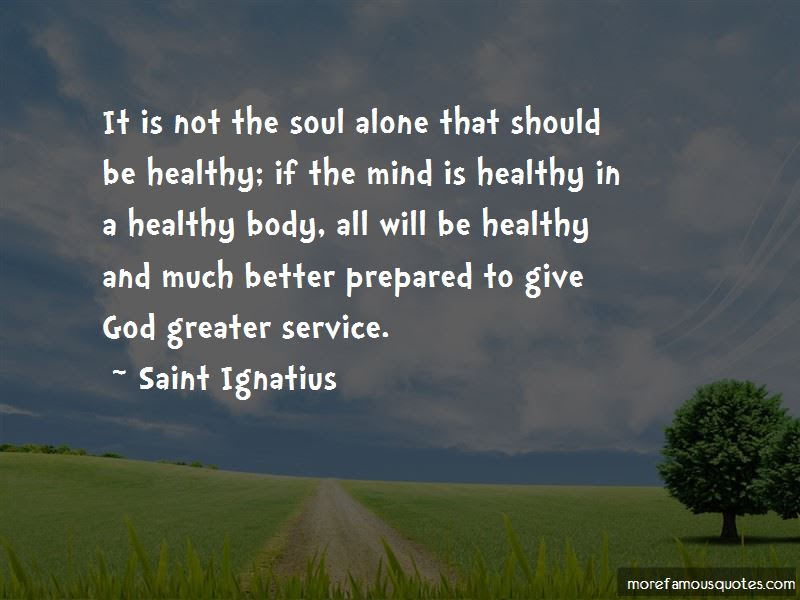 Healthy Mind Body Soul Quotes Top 5 Quotes About Healthy Mind Body