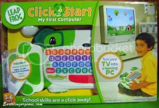 Leap Frog Click Start