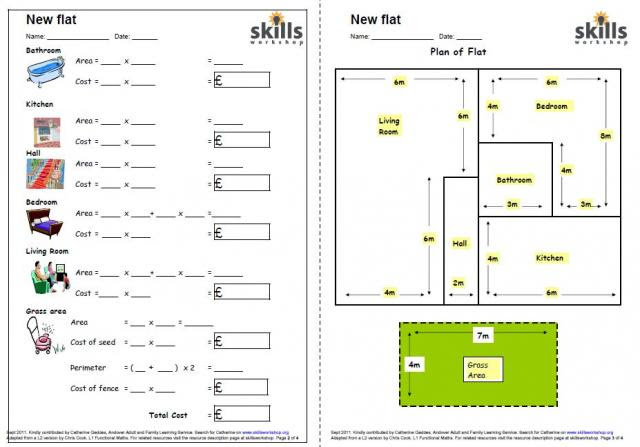 Adult Numeracy Functional Maths And Gcse Resources Skills Workshop