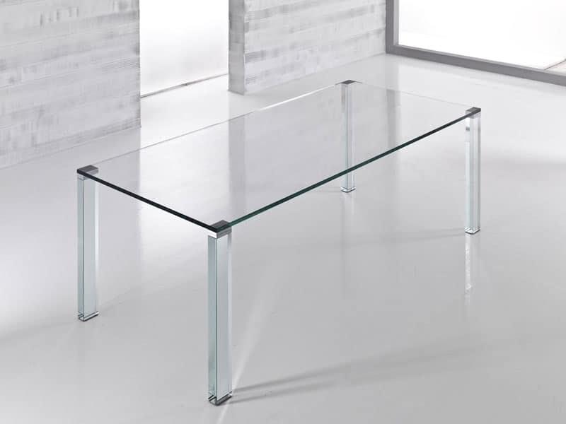 Top cucina ceramica tavolo piano in vetro - Piano tavolo vetro ikea ...