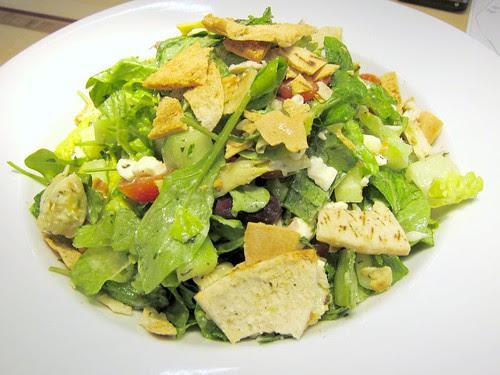 Zora the Great Salad