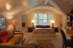 Bonus Room Bedroom on Pinterest