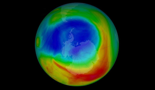 As Earth's Ozone Layer Continues to Repair Itself, Scientists Happily Report Good News on Global Wind Trends