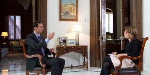 President al-Assad-Sunday Times-interview 3
