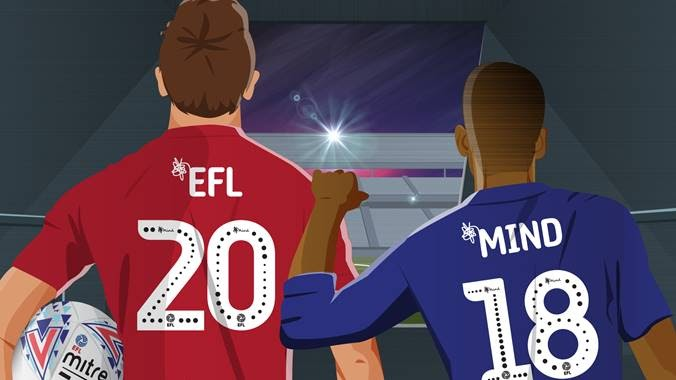 Feature: #OnYourSide - EFL and Mind Join Forces