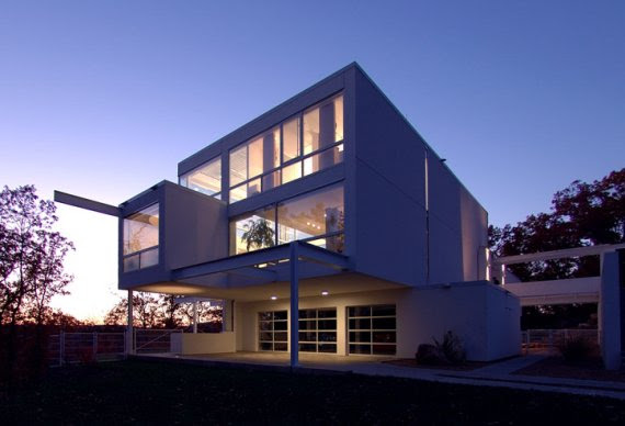 House Plans from High Modern Homes » CONTEMPORIST
