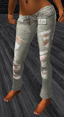 69L Cheekyminxy positively trashy jeans 6