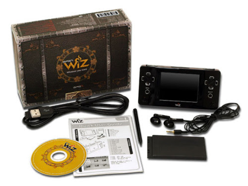 Gp2X Wiz Box