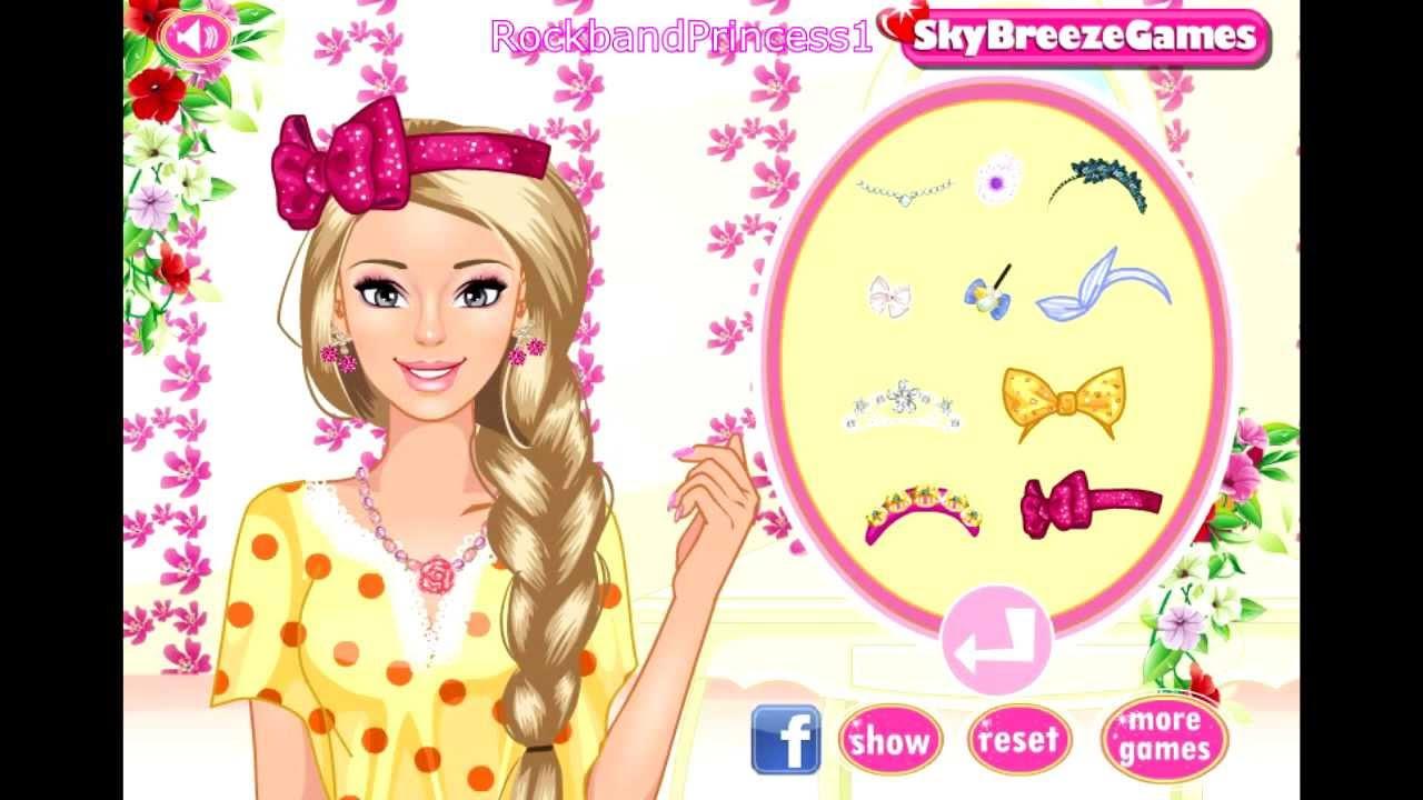 Gratis Barbie Spiele