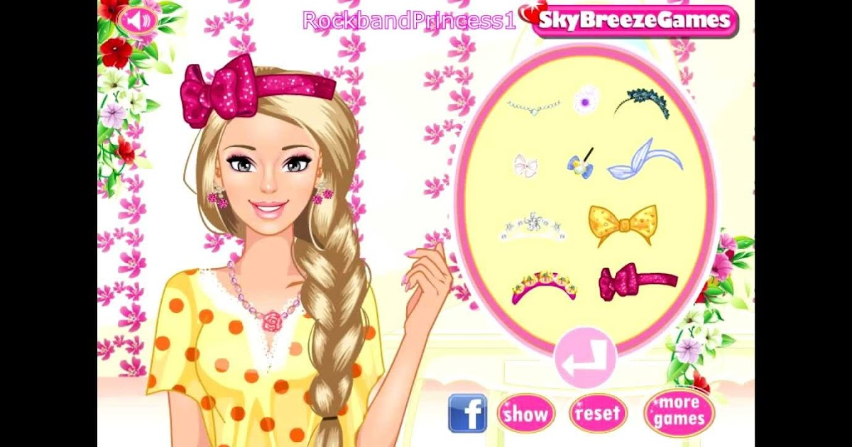 Kostenlose Kinderspiele Barbie