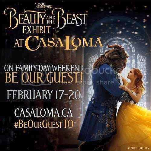 Beauty And The Beast Casa Loma