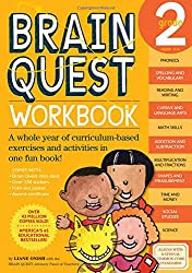 Brain Quest Workbook, Grade 2