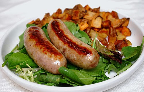 What S Cookin Chicago Homemade Irish Bangers