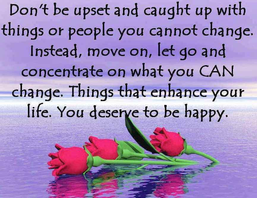 You Deserve To Be Happy Inspirational Message Inspirational