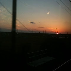 thanks for today #japan #sunset