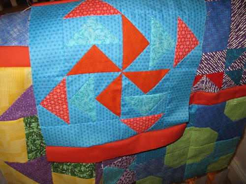 first skill builder quilt