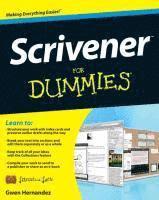 Scrivener for Dummies (häftad)