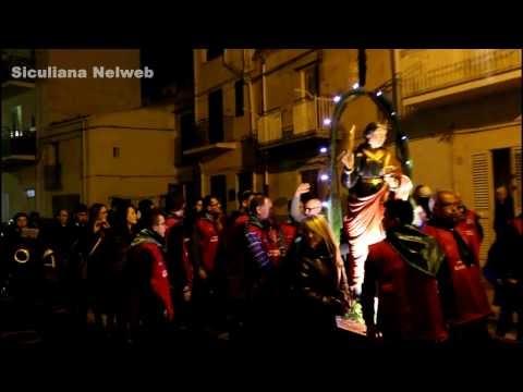 Siculiana, Festa di Santa Lucia