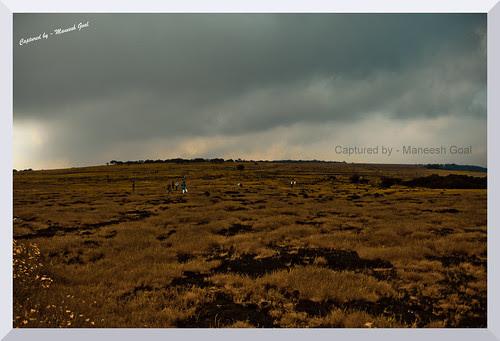 Kaas Plateau during monsoon