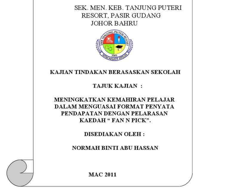 Contoh Soalan Objektif Prinsip Perakaunan Tingkatan 4 ...
