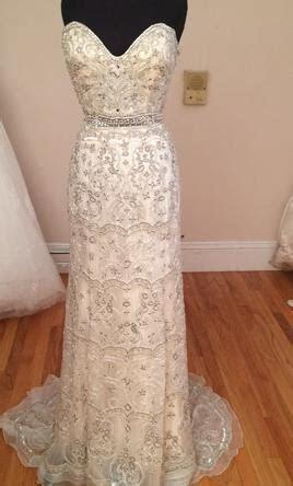 Stephen Yearick Privata, $2,400 Size: 10   Sample Wedding