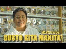 Gusto Kita Makita by Matthaios [Official Lyric Video]