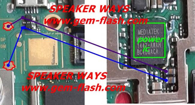 Huawei Ascend Y520  Ringer Solution Jumper Problem Ways