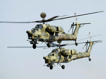 Ми-28Н. Фото с сайта rostvertol.ru