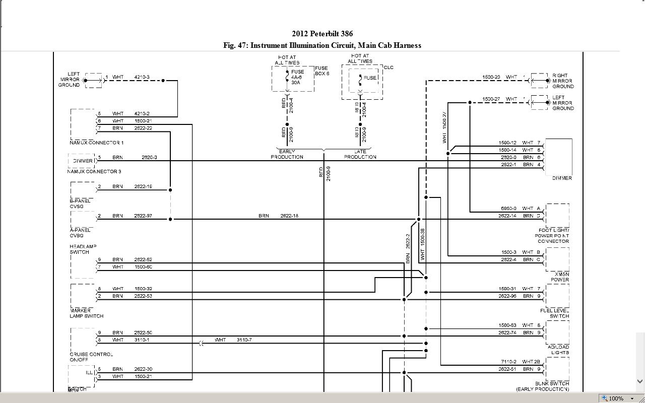 Peterbilt 379 Head Light Wiring Diagram Bege Wiring Diagram