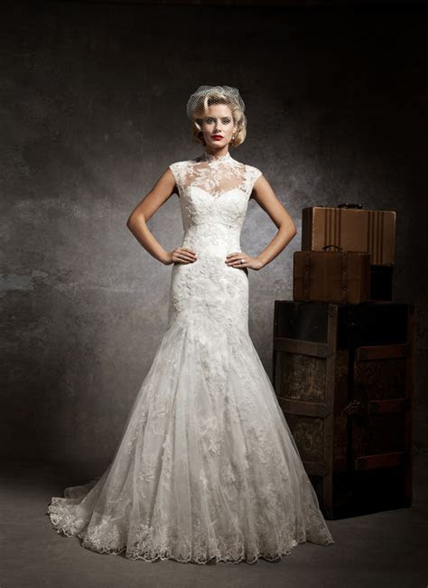Justin Alexander Fall 2012 Bridal Collection (I) ? The