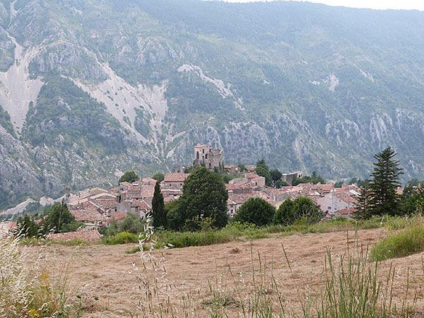 village de gréolières
