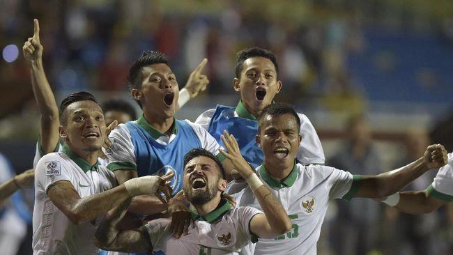 Timnas Indonesia Lolos ke Final Piala AFF 2016