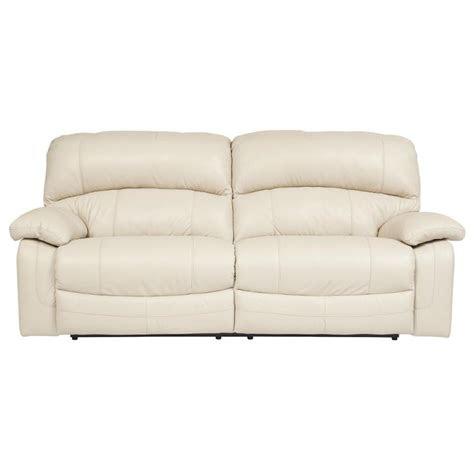 ashley furniture damacio cream  seat reclining
