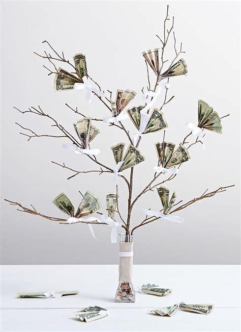 Money Tree, Wedding DIY: 7 Creative Ways to Gift Cash