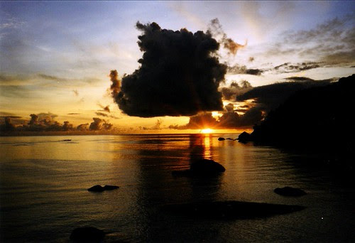 kosamui sunrise