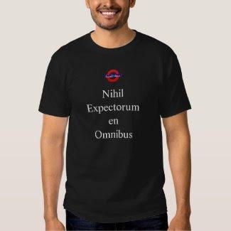Londinium Transport Notice Shirt