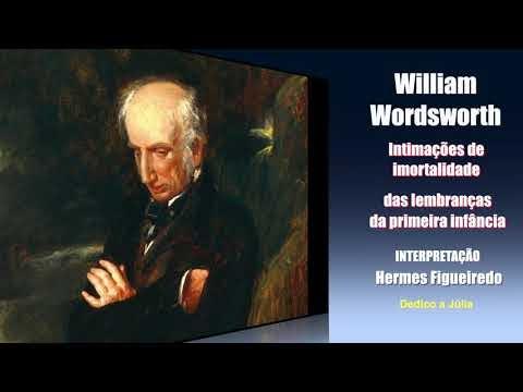 "Poesia ""Ode:Intimações de imortalidade"" [William Wordsworth]"