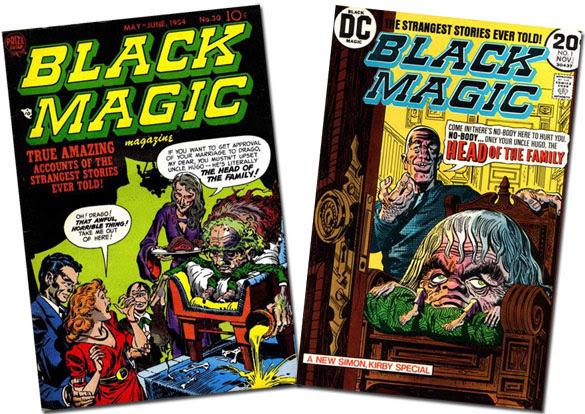 Black Magic #30 / #1