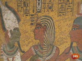 Ver vídeo  'Las milenarias tumbas faraónicas cierran sus puertas a los turistas'