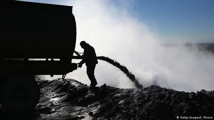 Syrien Rojava Öl-Produktion (Getty Images/J. Moore)