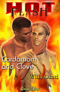 Cardamom and Clove by Willa  Okati
