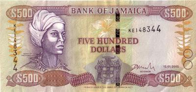 JA$500
