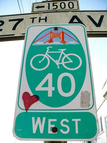 Gotta Love Your Bike Route