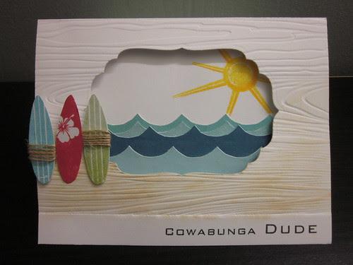 Cowabunga Dude
