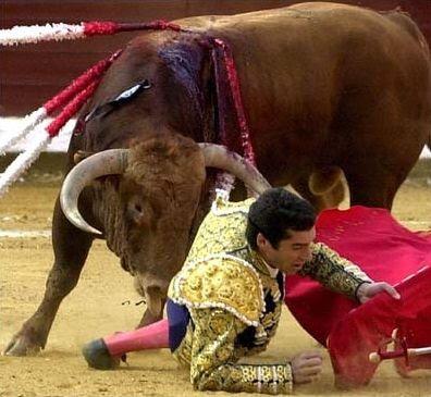 Matador heißt Töter