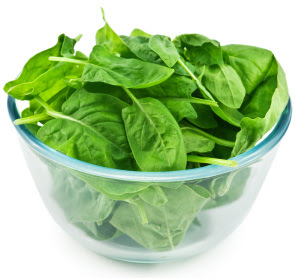 Bowl of Spinach | Sheknows.com