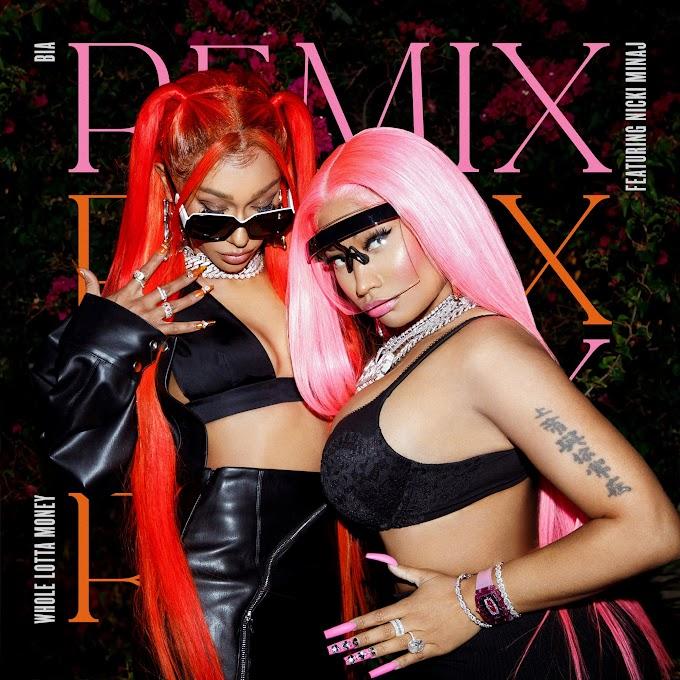 BIA - WHOLE LOTTA MONEY (feat. Nicki Minaj) (Clean / Explicit) - Single [iTunes Plus AAC M4A]