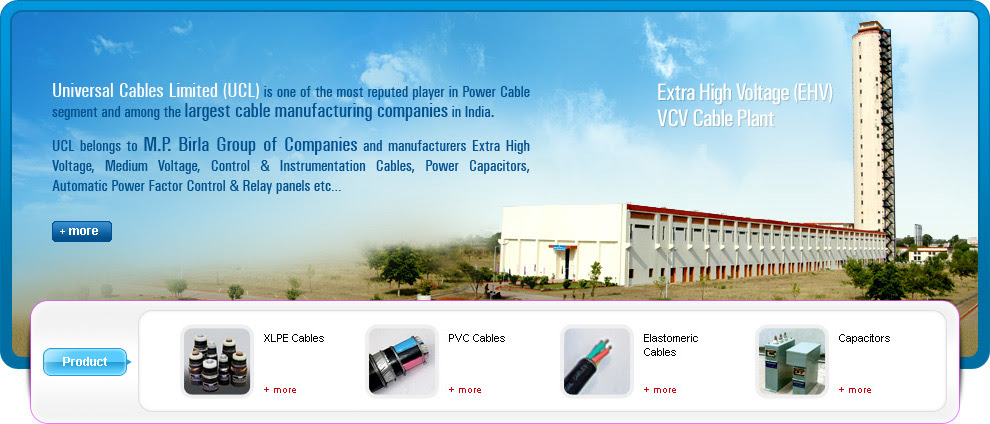 Universal Cable India Cable Manufacturer Exporter Power
